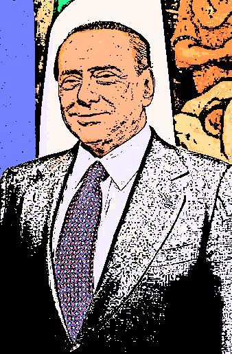 Berlusconi, Il paradosso di Berlusconj