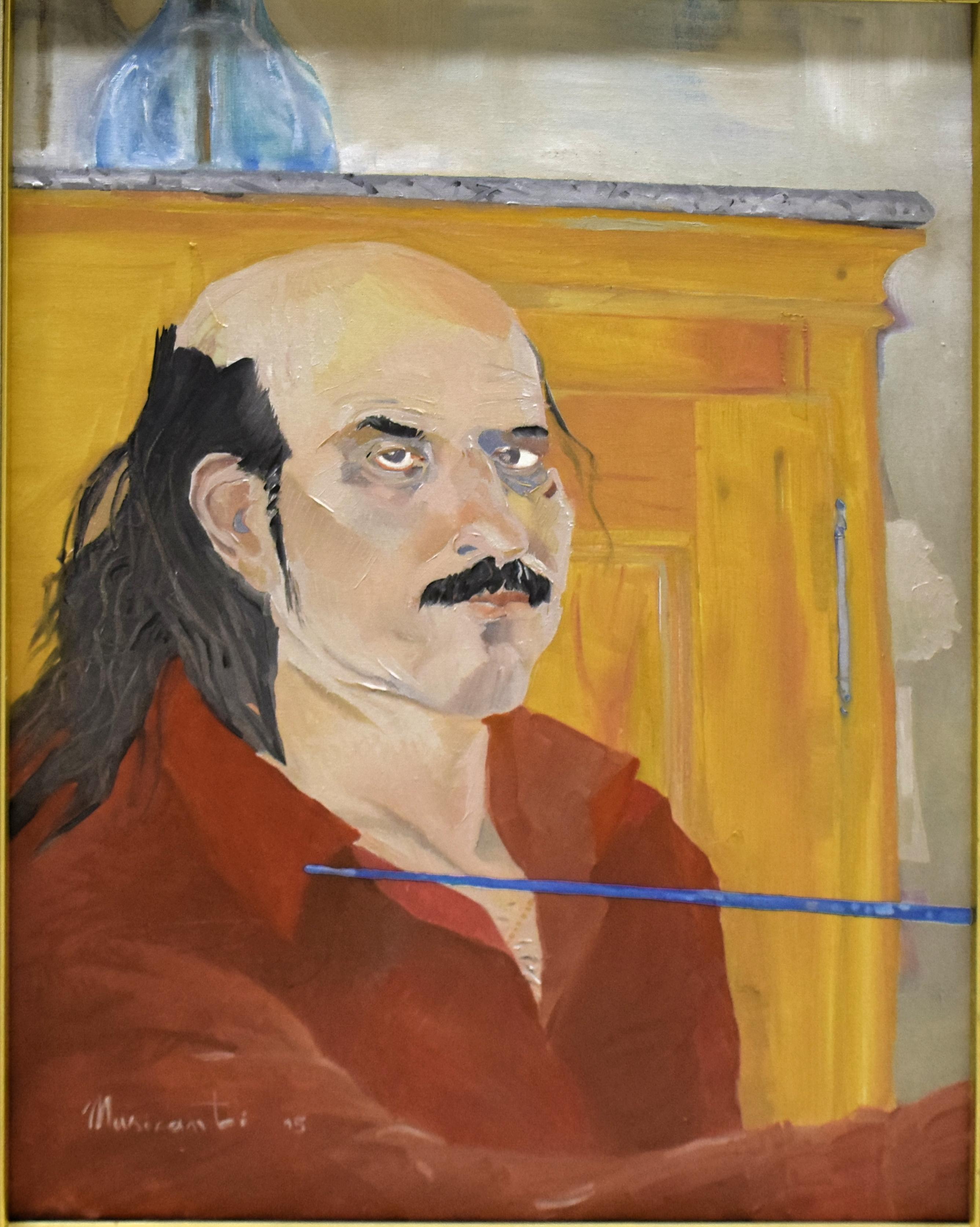 Musicanti Massimo - Marsciano - Il pittore