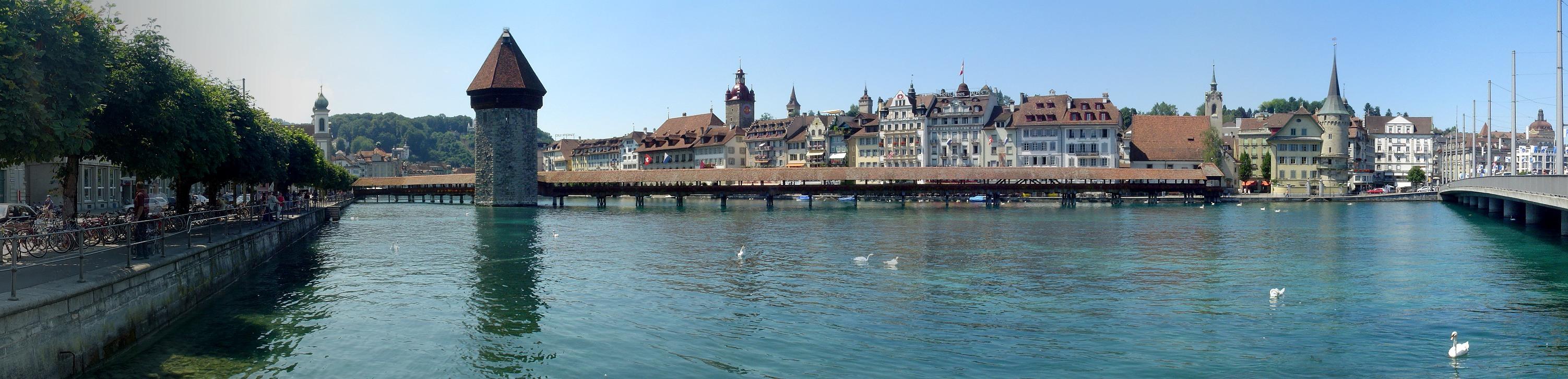 Metti una sera a cena Panorama-Luzern