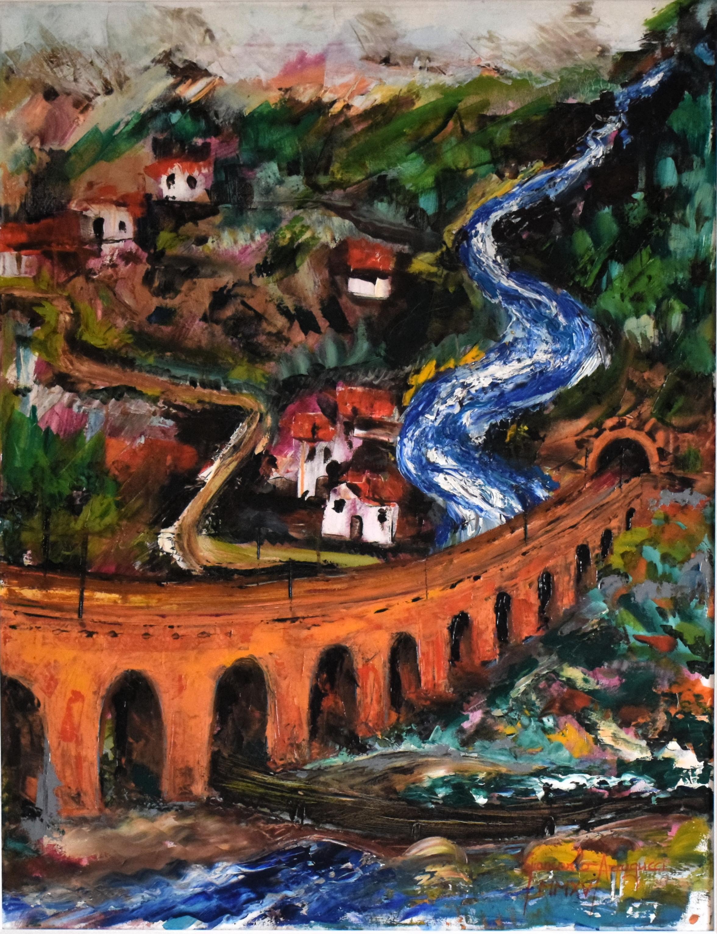 il ponte 2015_022_Il_ponte_di_Bucine_l_AmbraIl_Mulino_e_la_Rimessa