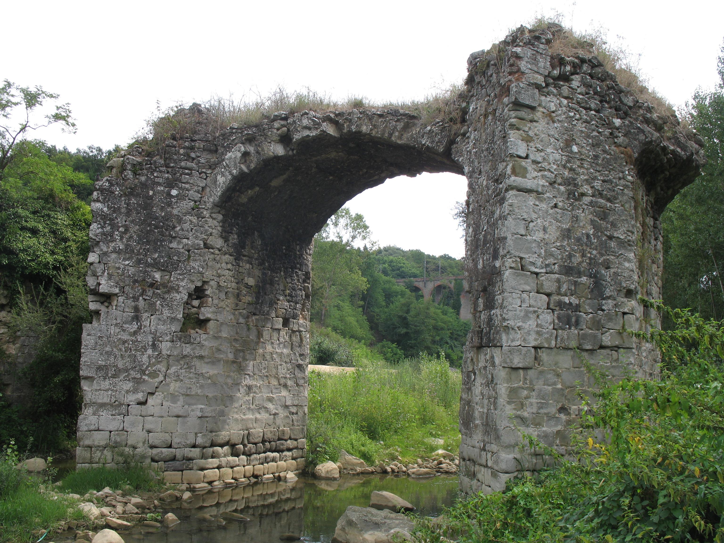 Il ponte di bucine