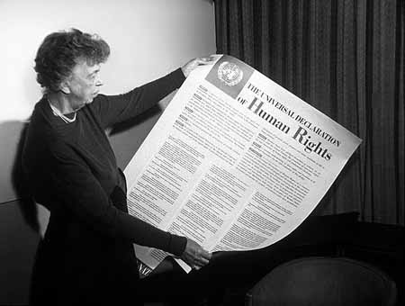 Erdogan vs Eleanor_Roosevelt_and_Human_Rights_Declaration