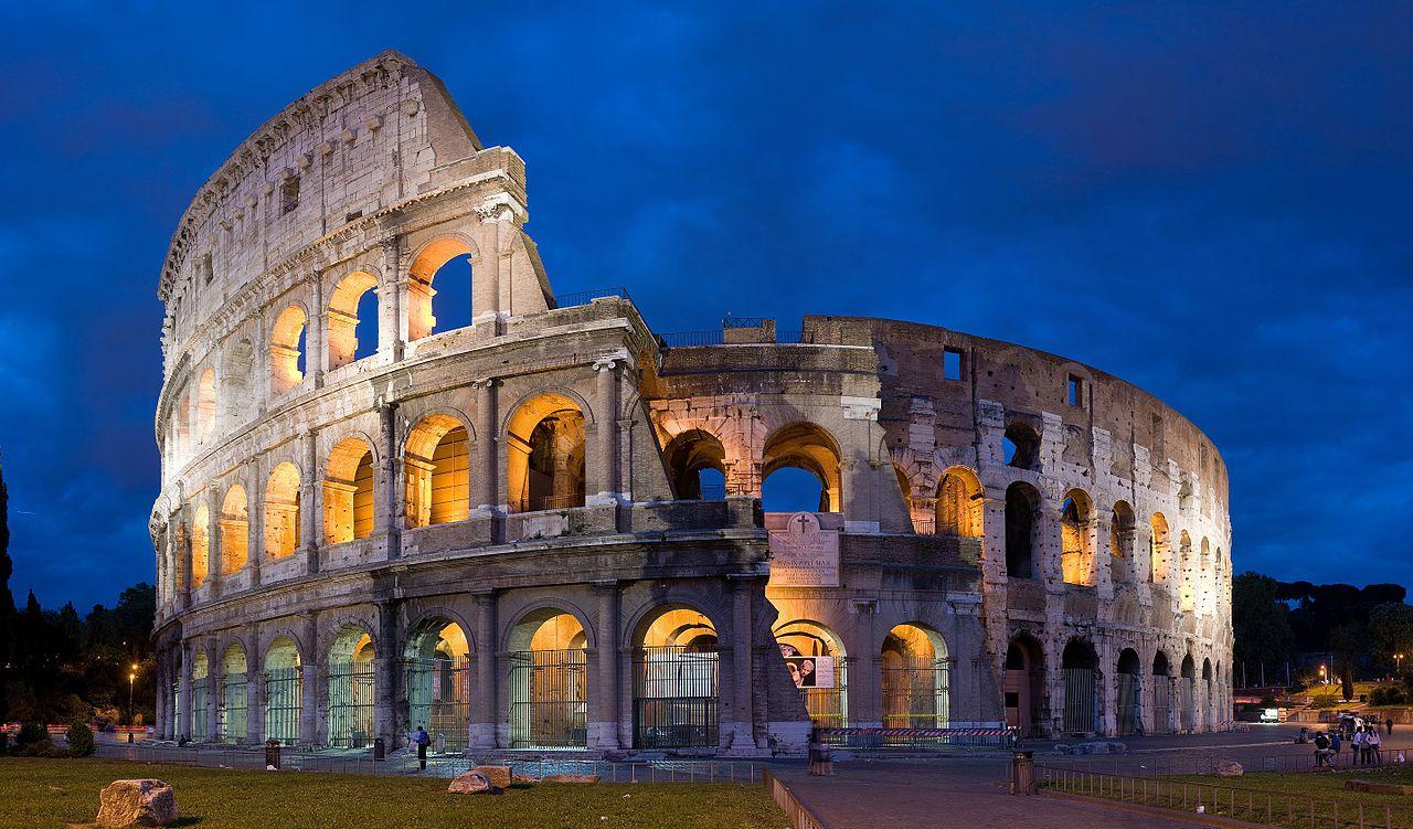 La bellezza colosseum_in_rome_italy_-_april_2007