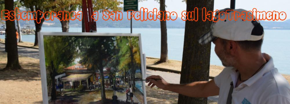 Estemporanea a San Feliciano